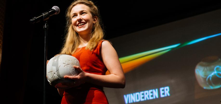Ungdomstalentpris 2017 - Laura Teglhøj