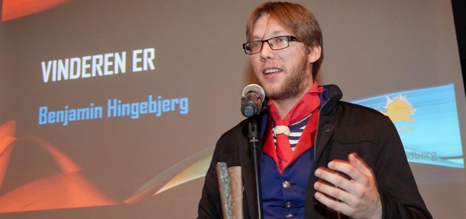 Benjamin Hingebjerg
