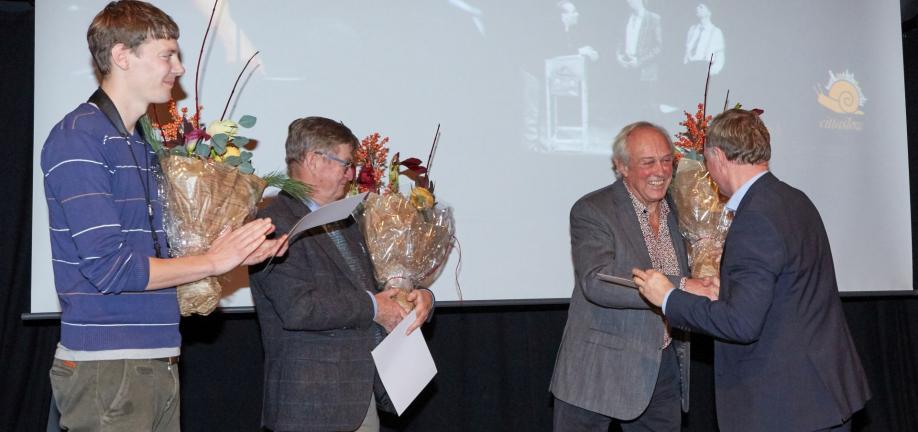 De tre nominerede til kulturprisen