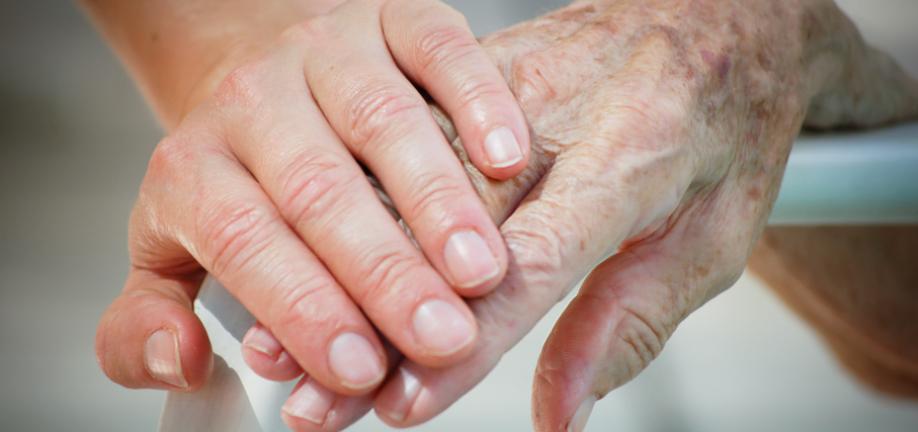 Ældre hænder