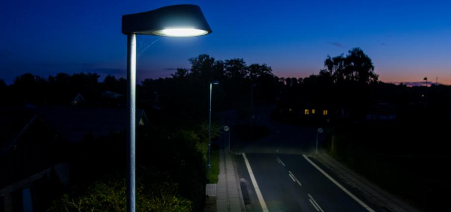 Belysning om aftenen