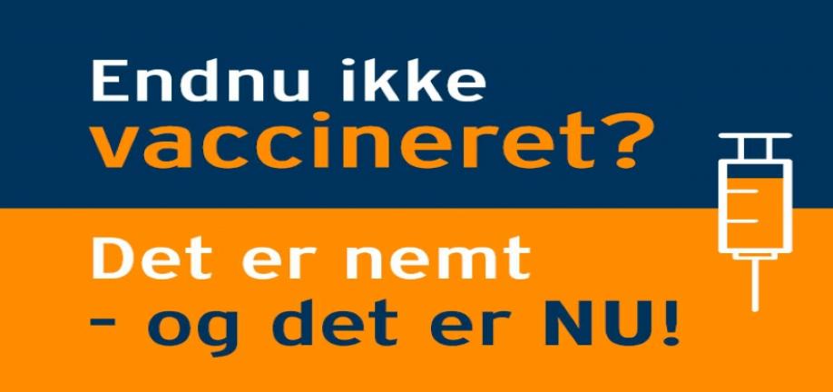 Logo Vaccination på uddannelsessteder