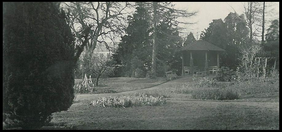 Krøyers Have 1933