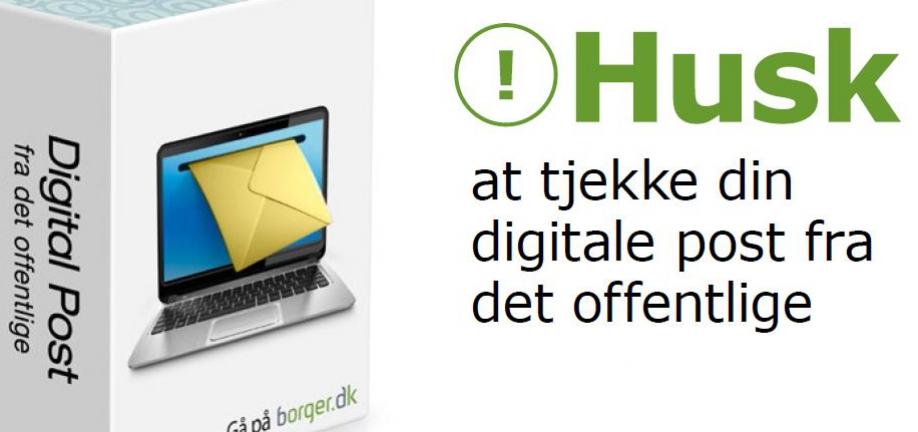 Hjælp til SMS og Digitale Post | Svendborg Kommune