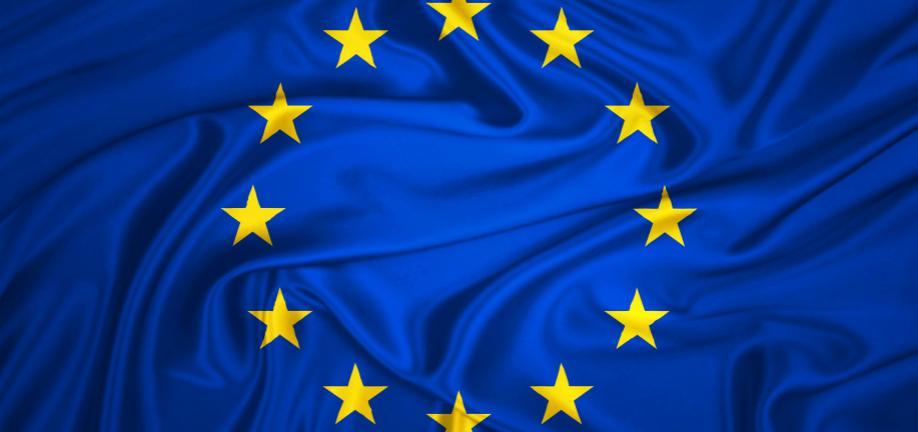 illustration EU flag