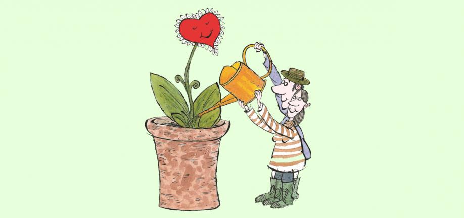 Illustration - Tilbud til par - PREP-kurser
