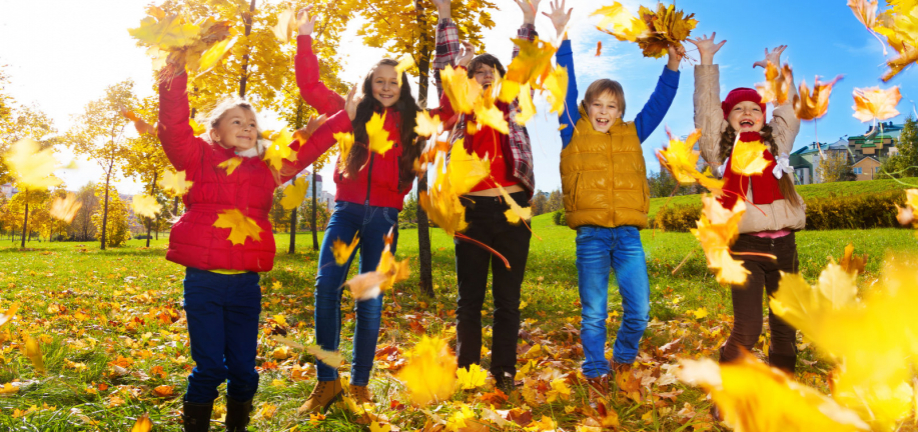 Aktiviteter i efterårsferien