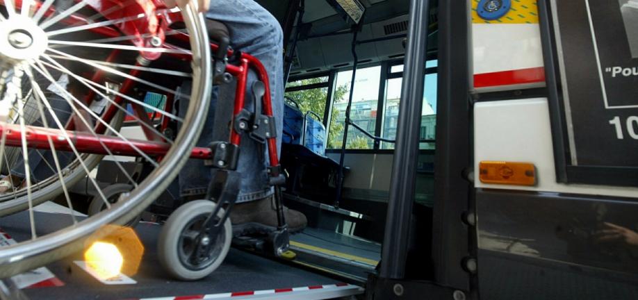 Handicapkøsel