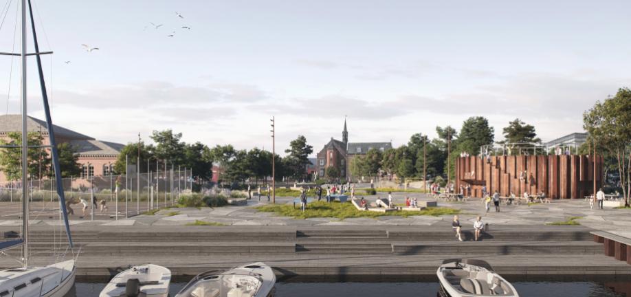 Havnepark