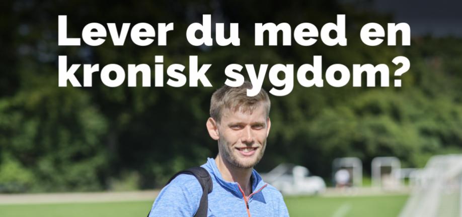 Plakat: Influenzavaccination for kronikere