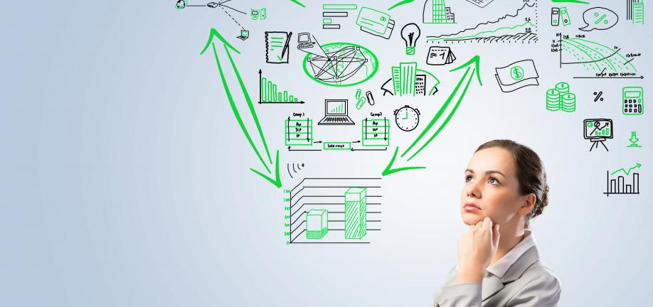 Illustration til Vækst og iværksætteri