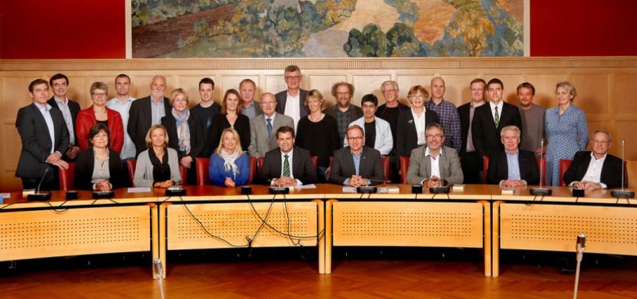 Byrådet 2014