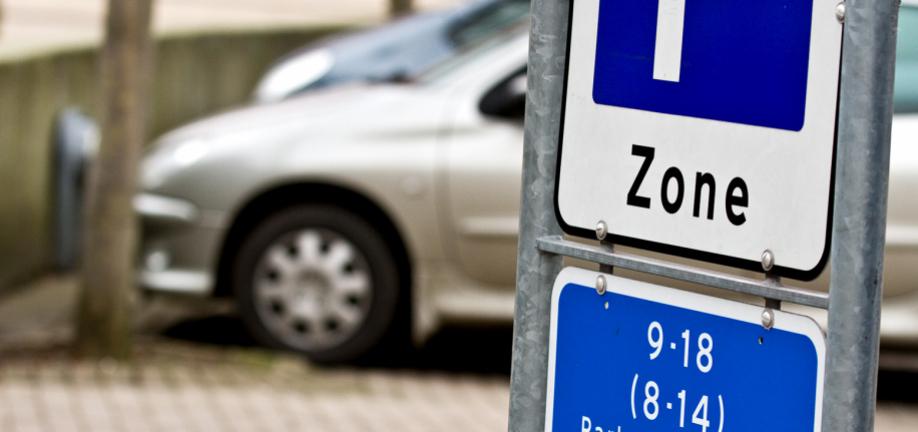 Foto: Parkering i Svendborg
