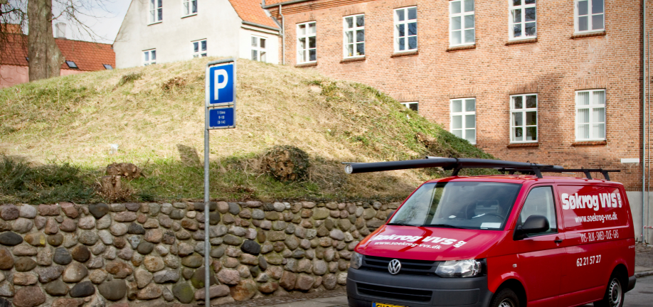Håndværkerparkering