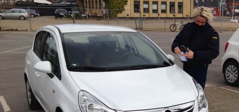 Parkeringskontrol
