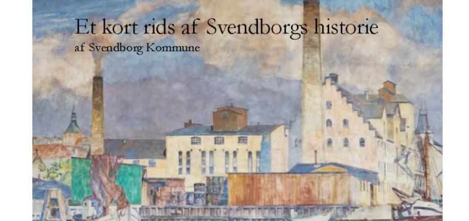 Illustration Svendborg Rådhus