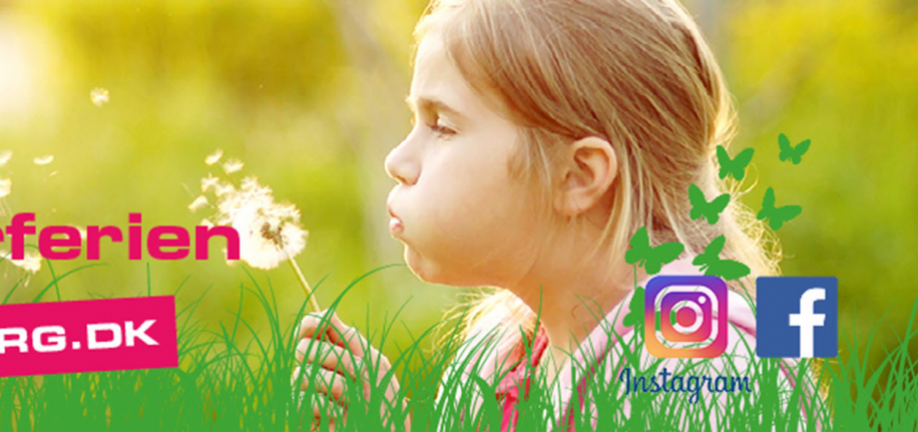 Aktiviteter for børn i sommerferien
