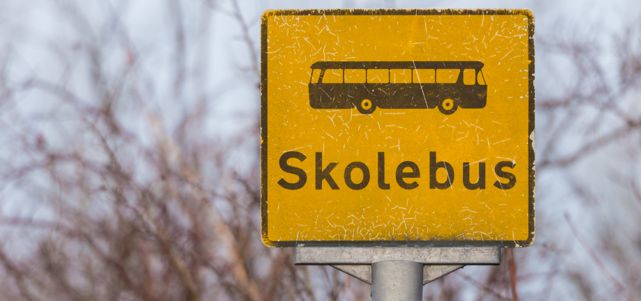Illustration - Skolekørsel