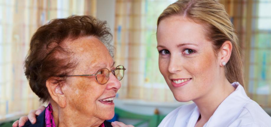 Social og sundhedshjælper