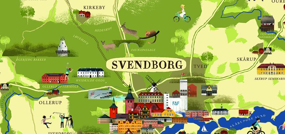 Digitale Kort Og Data Svendborg Kommune