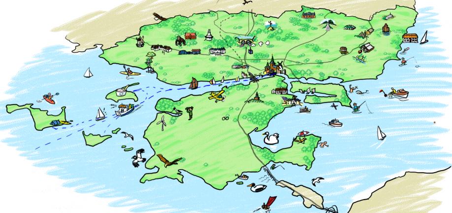 Illustration byplanlægning