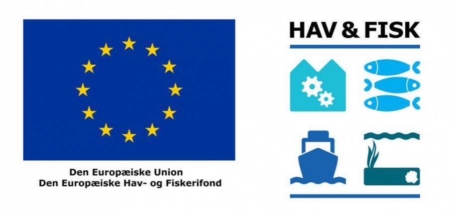 Støttet af EU og Miljø- og Fødevareministeriet