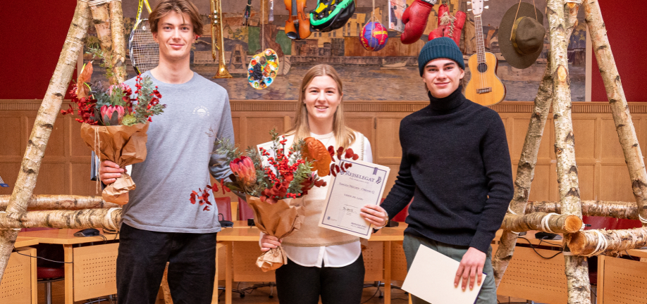 KommuneNyheder - Kultur-, idræt- og spejderpriser uddelt