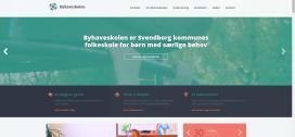 Byhaveskolens nye hjemmeside anno 2014