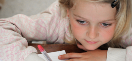 illustration - Indskrivning til børnehaveklasse