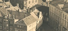 Gamle billeder fra Svendborg bymidte