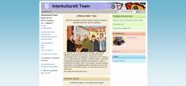 Interkulturelt Team hjemmeside