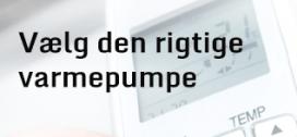 Link til www.sparenergi.dk - varmepumper