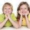 Foto af glade børn